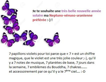 Vole Navane Vole papillon  Messag10