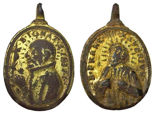 Recopilacion 180 medallas de San Ignacio de Loyola 1619-111