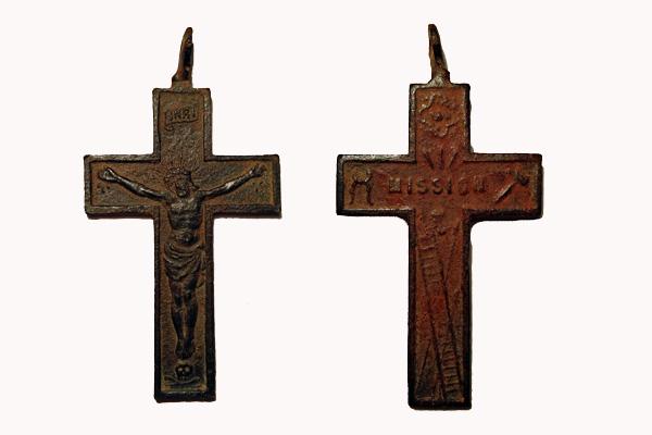 Crucifijos Mission. Crucif10