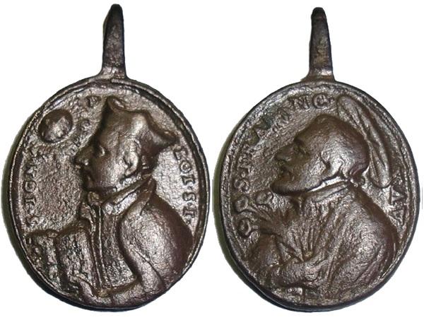 Recopilacion 180 medallas de San Ignacio de Loyola Zz11_i10