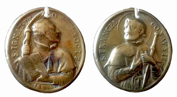 Recopilacion 180 medallas de San Ignacio de Loyola Zz12_i10