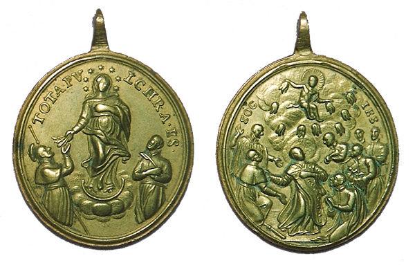Recopilacion 180 medallas de San Ignacio de Loyola Zz13_i10