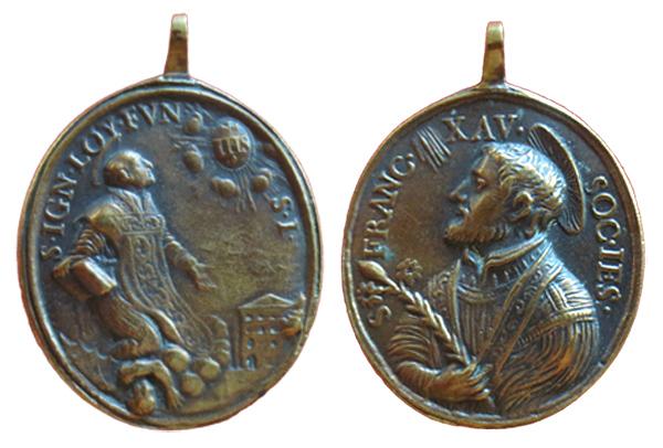 Recopilacion 180 medallas de San Ignacio de Loyola Zz16_i10
