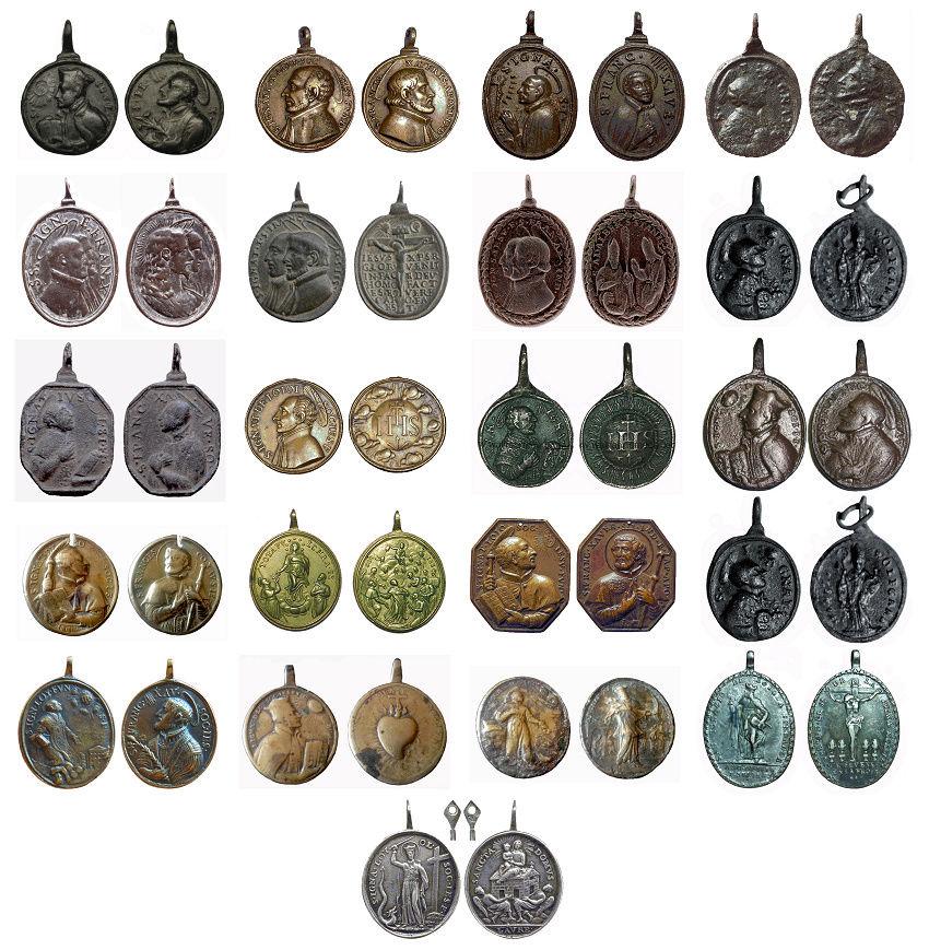 Recopilacion 180 medallas de San Ignacio de Loyola Zz21_r10