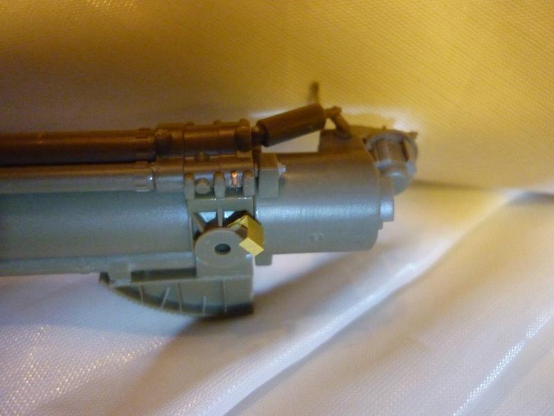 US 155mm howitzer M114A1 BRONCO 1:35 P1080614