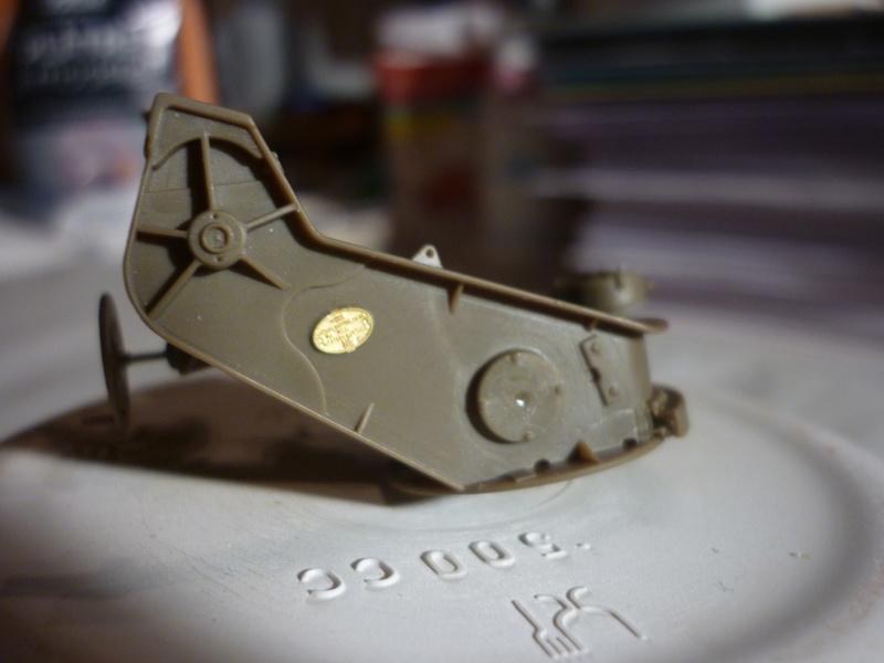 US 155mm howitzer M114A1 BRONCO 1:35 P1080618