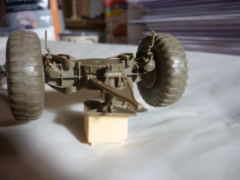 US 155mm howitzer M114A1 BRONCO 1:35 - Page 2 P1080711