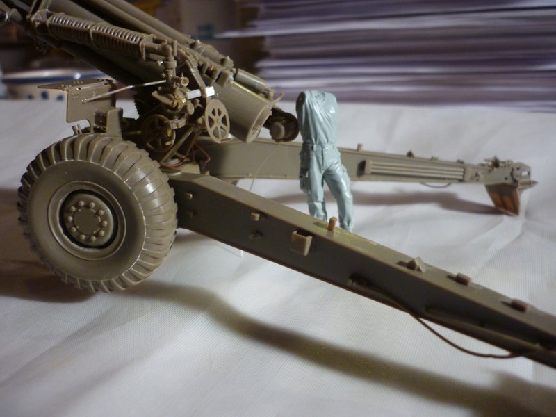 US 155mm howitzer M114A1 BRONCO 1:35 - Page 2 P1080712