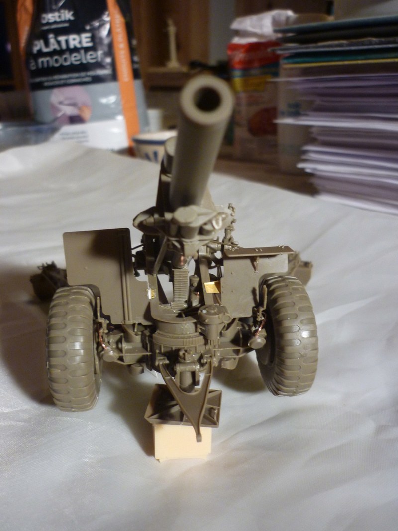 US 155mm howitzer M114A1 BRONCO 1:35 - Page 2 P1080713