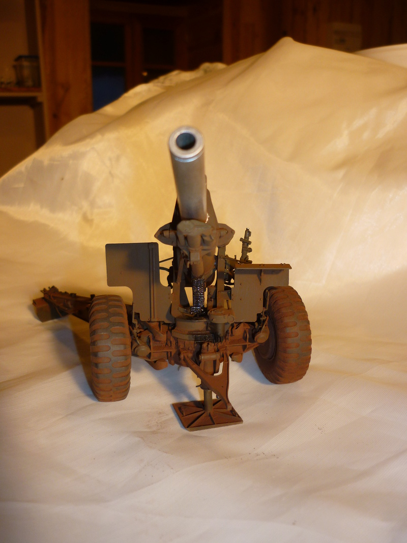 US 155mm howitzer M114A1 BRONCO 1:35 - Page 3 P1080911