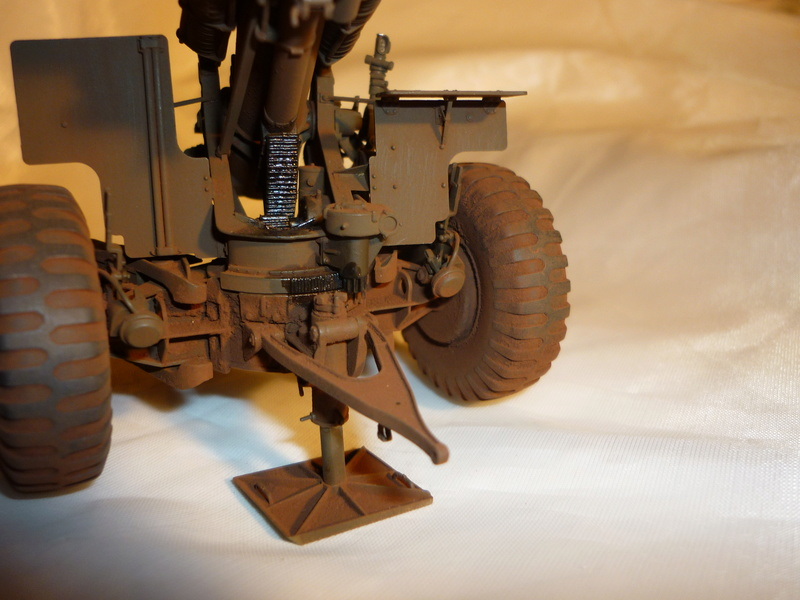US 155mm howitzer M114A1 BRONCO 1:35 - Page 3 P1080917