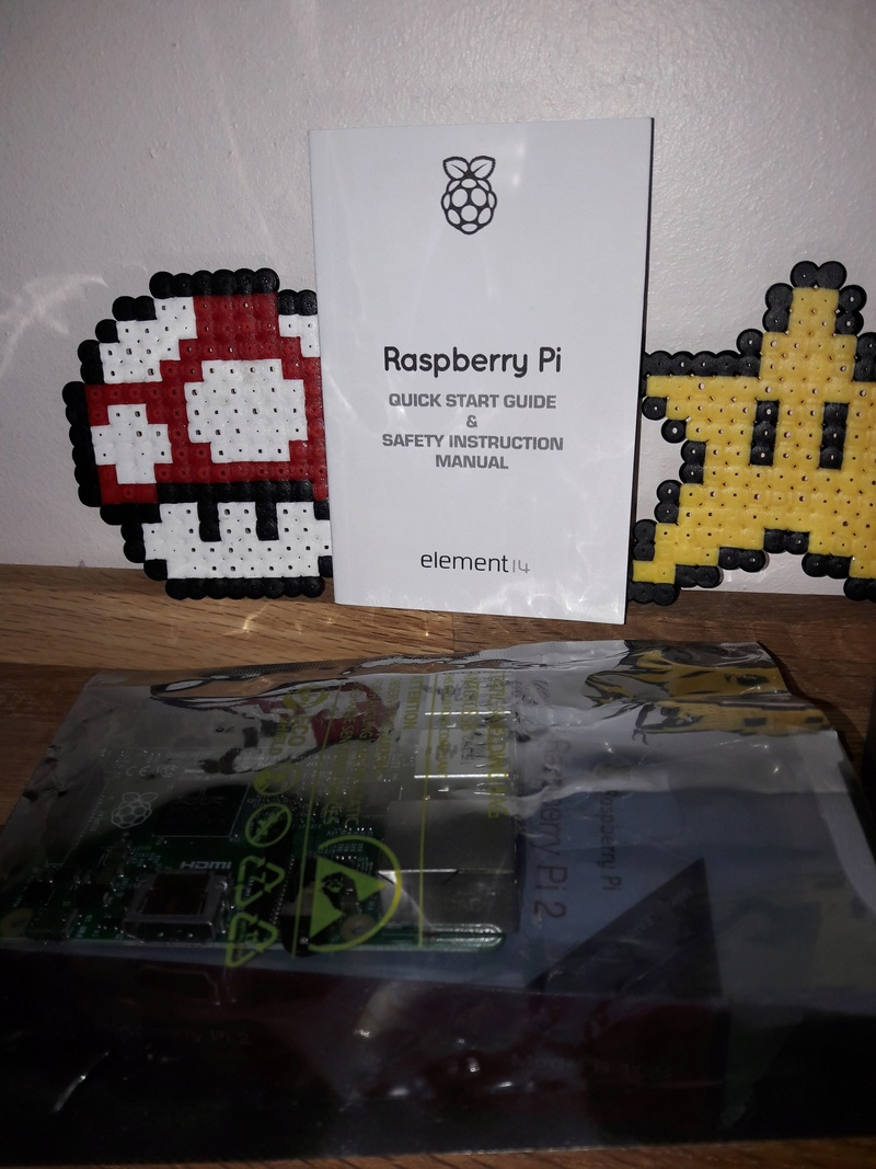[VENDU] NesPiCase neuf avec RaspberryPi2 - 30 euros fdpin 20180418