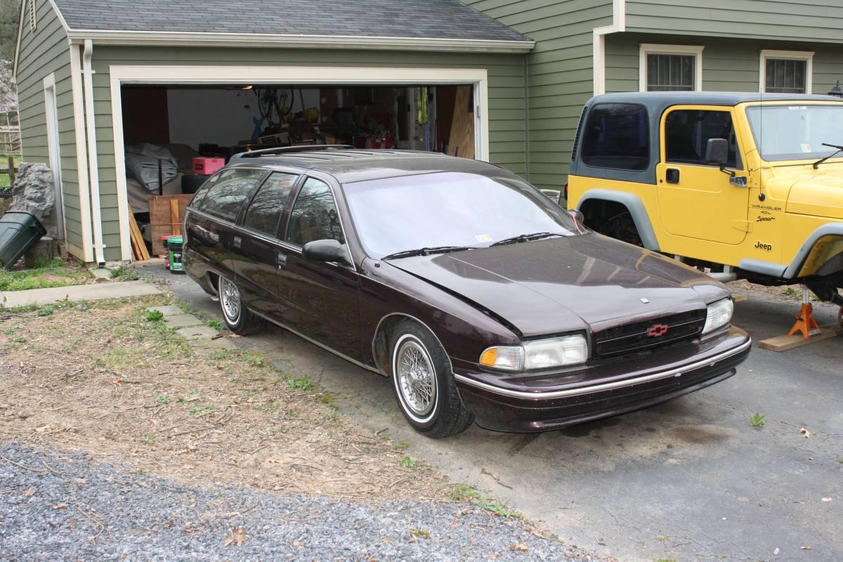 '96 DCM wood delete Wagon for sale 96dcm10