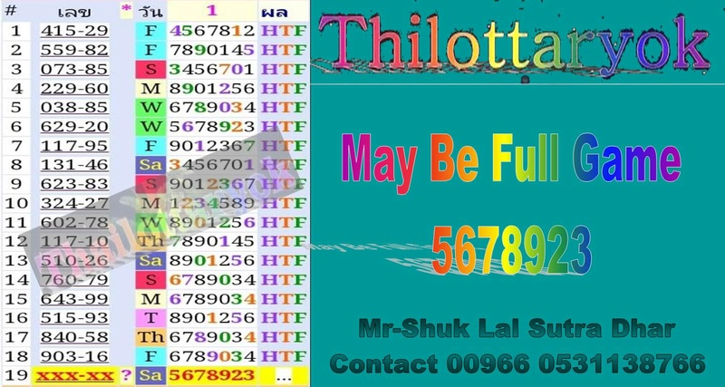 Mr-Shuk Lal 100% Tips 01-12-2018 - Page 8 8f45f510