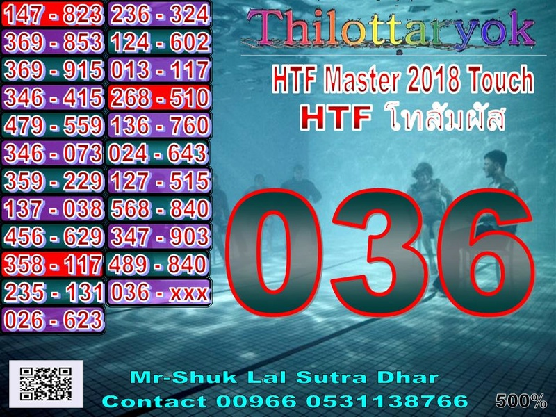Mr-Shuk Lal 100% Tips 16-12-2018 - Page 2 Master38