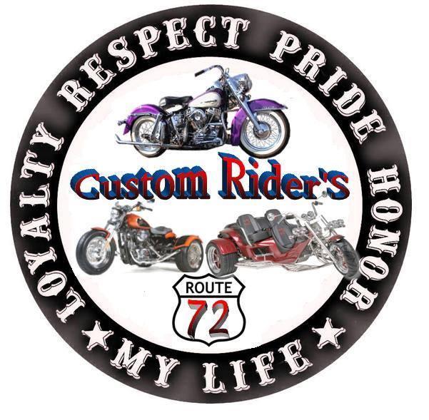 les custom rider's 72