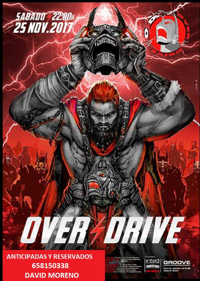 25/11 : OVERDRIVE - GROOVE ENTRADAS ANTICIPADAS EN EL 658150338 DAVID Over_d10