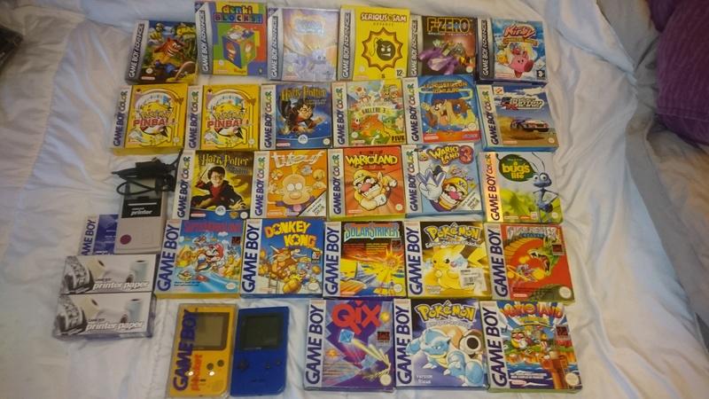 [EST] Lot de jeux GB/GBC/GBA en boite + GB PRinter + 2 GB Pocket Dsc_0011