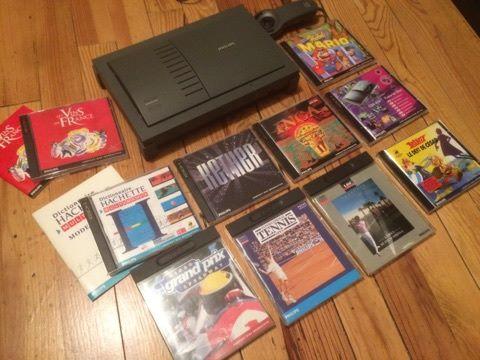[EST] Philips CDI 450 avec quelques jeux et Hotel Mario 30020410