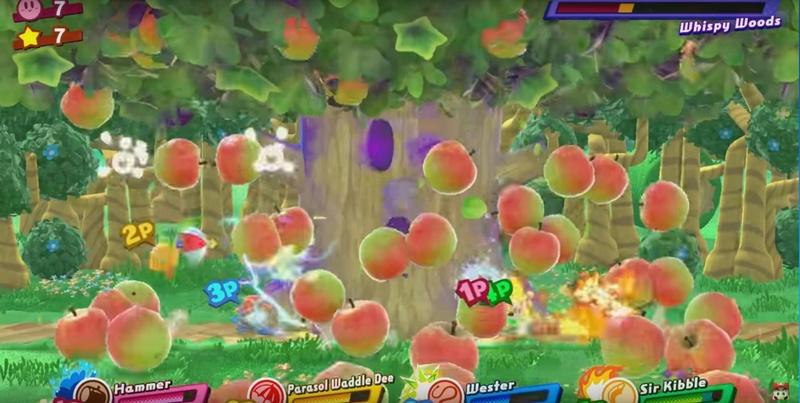Kirby Star Allies  Kirby10