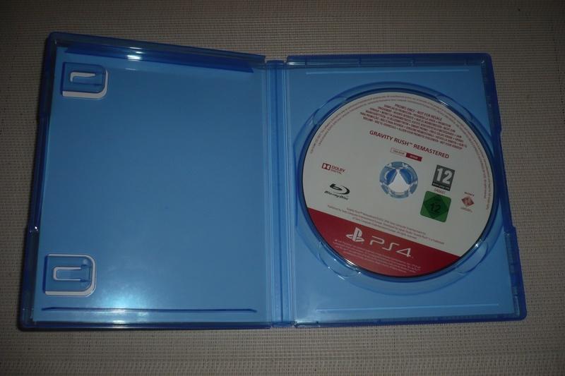 [VDS]Jeu Gravity Rush Remastered PS4 P1130614