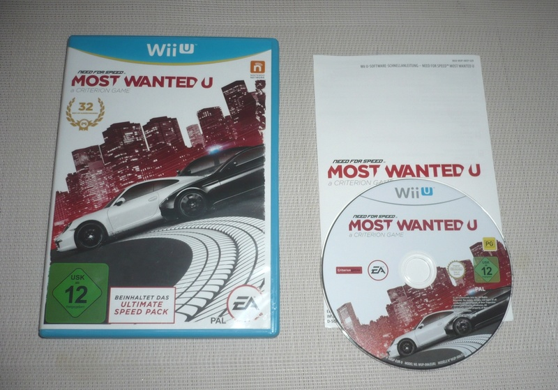 [VDS][ECH]Need for Speed most wanted pour console Wii u P1130651
