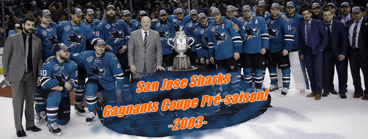 San Jose Sharks Pree10