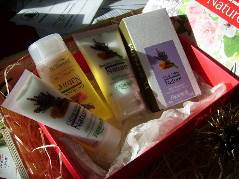 La Gamme Nature - coffrets cadeaux de produits pour le corps Ssa57012