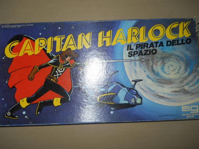 CAPITAN HARLOCK GIOCO DA TAVOLO Dscn4717