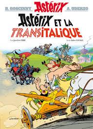 ASTÉRIX ET LA TRANSITALIQUE      Didier Conrad et Jean-Yves Ferri Tylych23