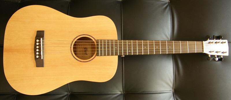 Vds guitare Cort Earth mini OP VENDUE ! 215