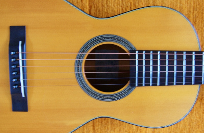 guitare parlor yairi RAG 90 411