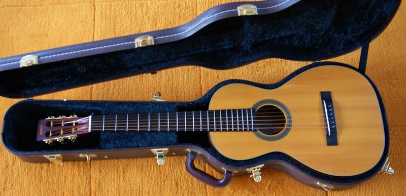guitare parlor yairi RAG 90 912