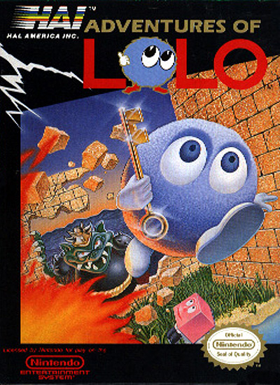 Adventures of lolo (NES) Advent11