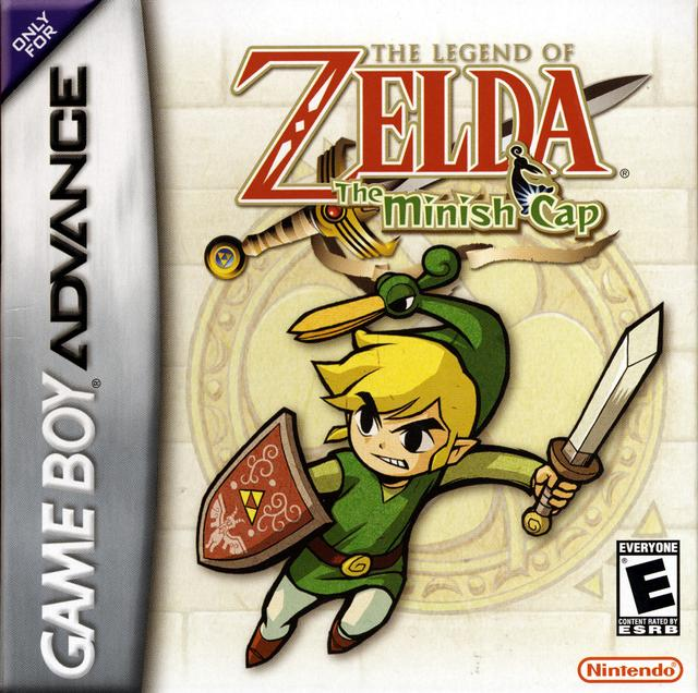 The Legend of Zelda : The Minish Cap (GBA) Big26310