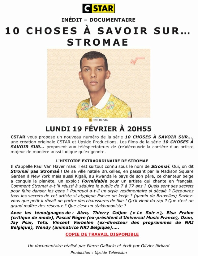 19/02/2018: 10 choses à savoir sur stromae  Afa1ac10
