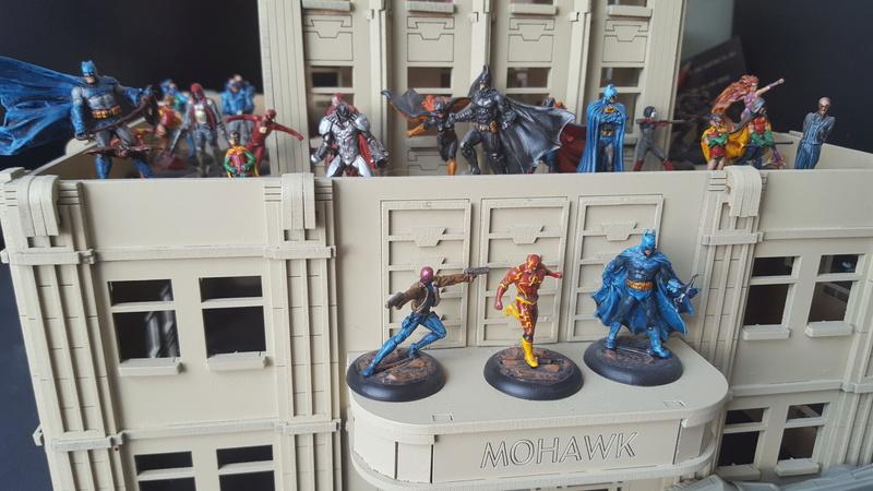 [VENTE] toutes les figurines métal peintes par gang Batman10