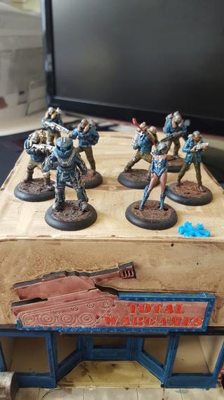 [VENTE] toutes les figurines métal peintes par gang Freeze10
