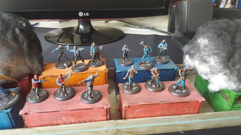 [VENTE] toutes les figurines métal peintes par gang Pengui11