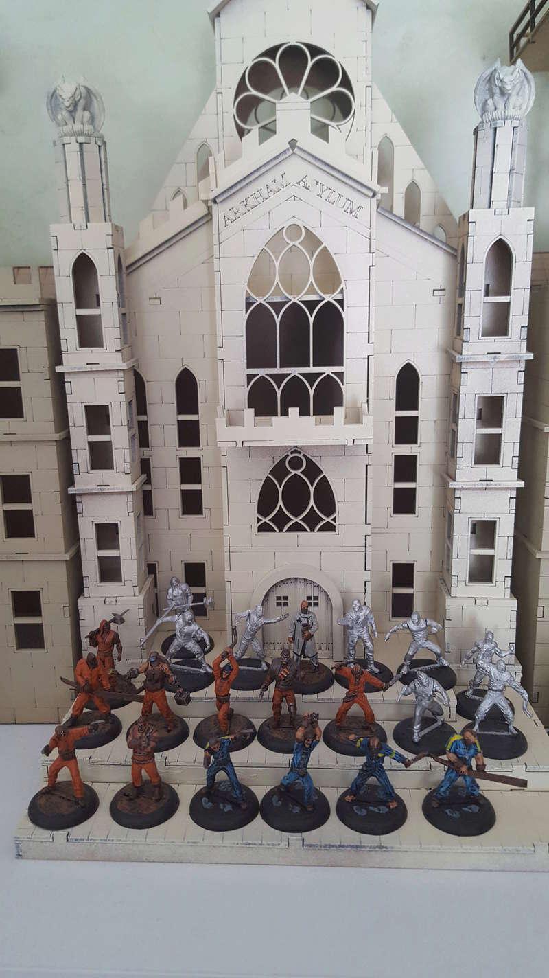 [VENTE] toutes les figurines métal peintes par gang Prison10