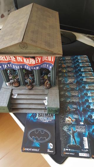 [VENTE] toutes les figurines métal peintes par gang Twofac10