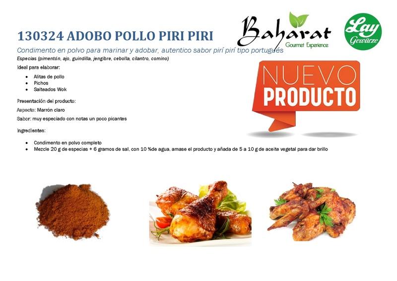Adobos gourmet // Adobos21