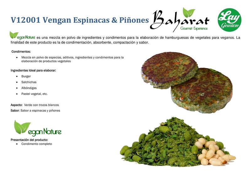 VEGAN NATURE  // BASES COMPLETAS PARA TUS RELLENOS  Vegan_13