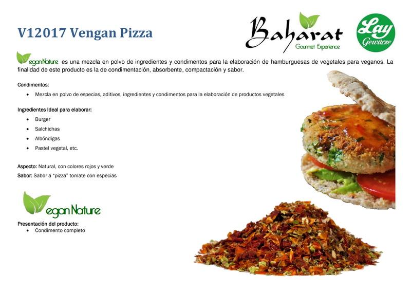 VEGAN NATURE  // BASES COMPLETAS PARA TUS RELLENOS  Vegan_14