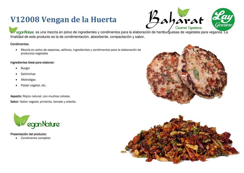 VEGAN NATURE  // BASES COMPLETAS PARA TUS RELLENOS  Vegan_18