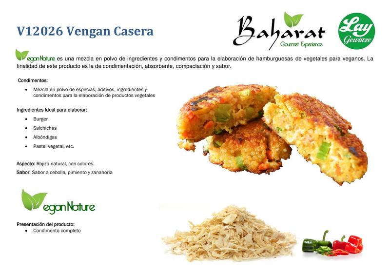 VEGAN NATURE  // BASES COMPLETAS PARA TUS RELLENOS  Vegan_20