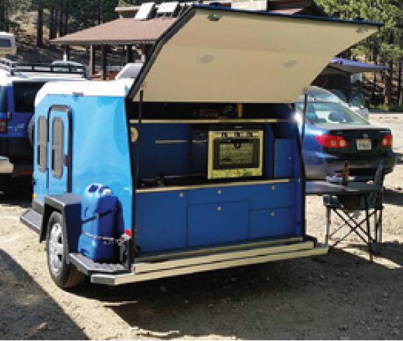 Mini-roulottes Offroad selon mbchoq Dremin15