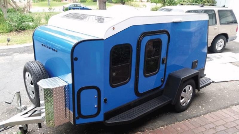 Mini-roulottes Offroad selon mbchoq Dremin17