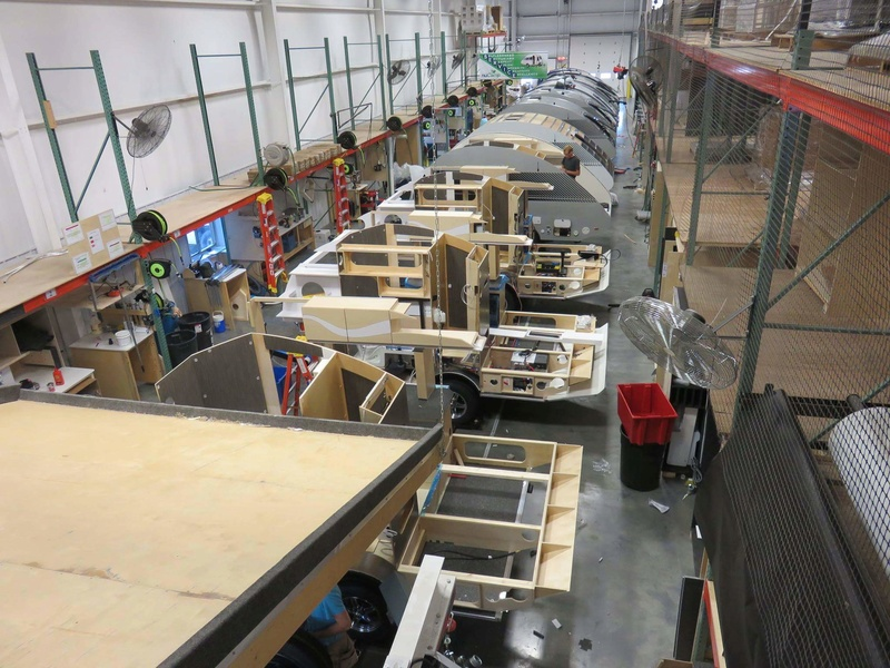 Quelques Photos de la fabrication des roulottes Pleasant Valley Teardrop Trailers Fb_img16