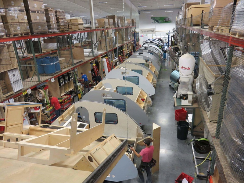 Quelques Photos de la fabrication des roulottes Pleasant Valley Teardrop Trailers Fb_img17